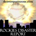 Episode One - Colorado Rockies Spring Training Baseball With Russ from PurpleRow.com